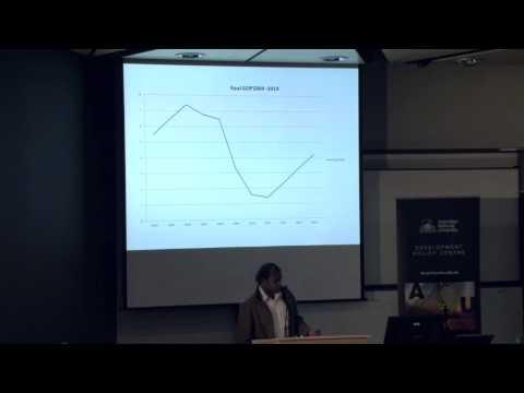 The economy in Vanuatu: Odo Tevi