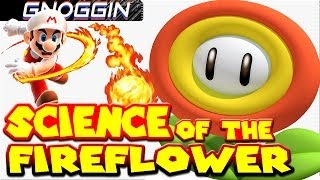 Mario Theory: How does the Fire Flower Work? | Gnoggin