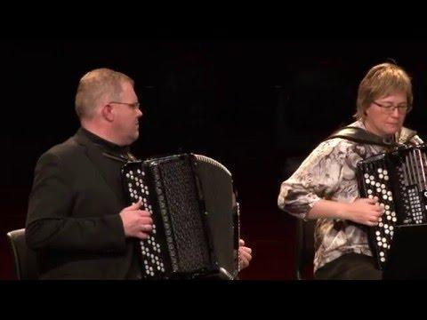 Accordion Comrades - En Trekkspillmarsj Av Kåre Korneliussen