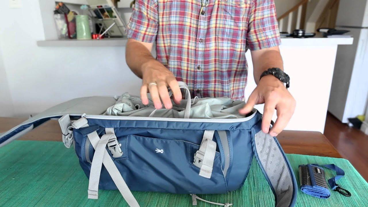 Рюкзак lowepro flipside sport 10l aw orange-grey рюкзак чемодан на колесах для девочек