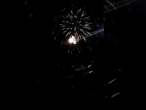 Banning fireworks show at Nicolet Middle School