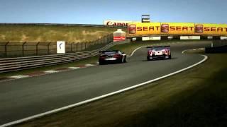 [HD] [RACE Pro/XBOX360] Aston Martin DB9 in Zandvoort