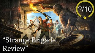 Strange Brigade Review [PS4, Switch, Xbox One, Stadia, & PC] (Video Game Video Review)