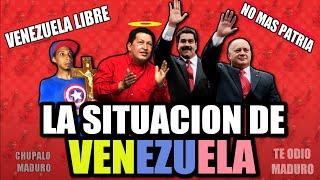 LA SITUACION DE VENEZUELA (alguien tenia que decirlo) - Dan Jackson(VIDEO HABLANDO de lo que se vive en VENEZUELA con UN TOQUE DE HUMOR para que no sea TAN LAMENTABLE SIGUEME EN MIS REDES para mas ..., 2016-05-04T01:55:38.000Z)
