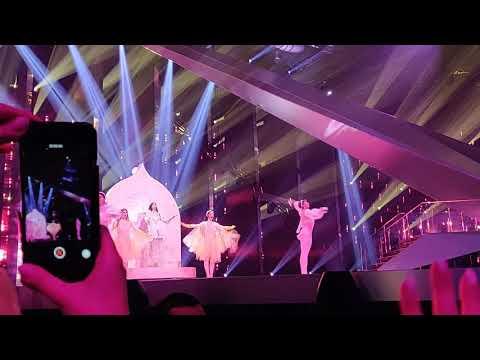 Eurovision 2019 Greece Jury Rehearsal Katerine Duska Better Love