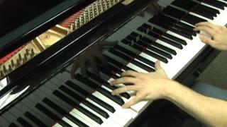 Rihanna- Man Down- Piano Cover