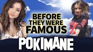 POKIMANE Before They Were Famous Twitch Streamer & YouTuber