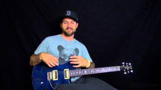 Michael Jackson - Dirty Diana - Totally Electric Guitar Lesson Preview