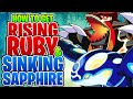 HOW TO GET RISING RUBY AND SINKING SAPPHIRE - Drayano ORAS Hack Guide