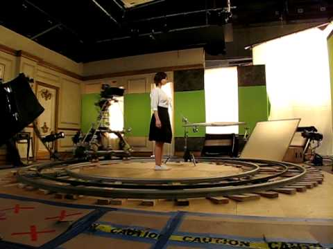 Cheetah Motion Control Dolly On 14 Diameter Circle Track