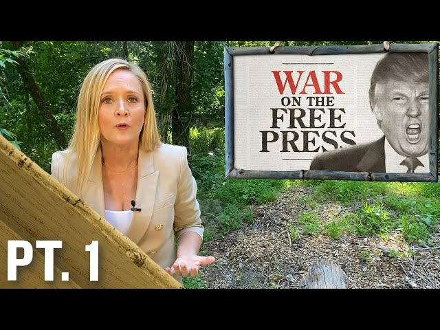 Trump Attacks Our Nation's Free Press Part 1 | Full Frontal on TBS