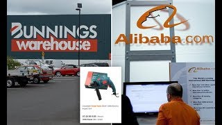 Chinese owned Alibaba could overthrow Bunnings