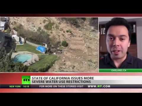 California Gov. won't acknowledge real culprit in water crisis – environmental activist