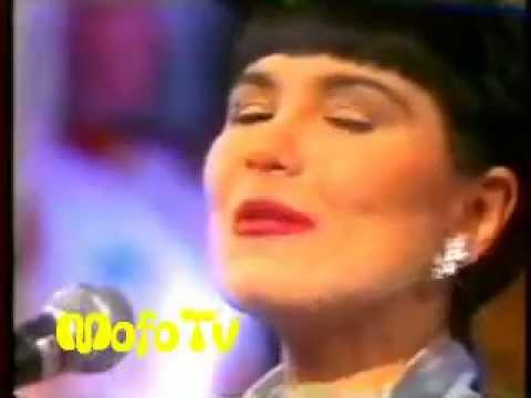 Rosana no Milk Shake de Natal 1989 Tv Manchete