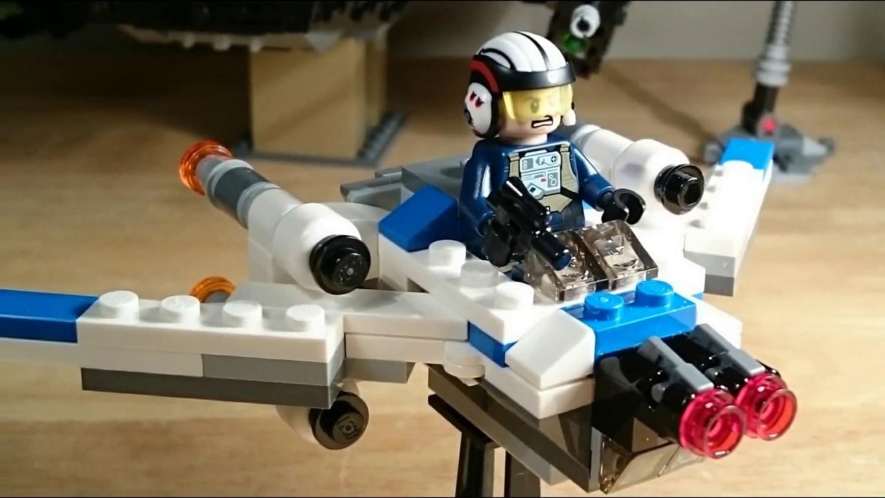 Lego Star Wars Serie
