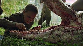Крокодил с зубами Акулы  Нападение Гибрида. Аннигиляция. 2018
