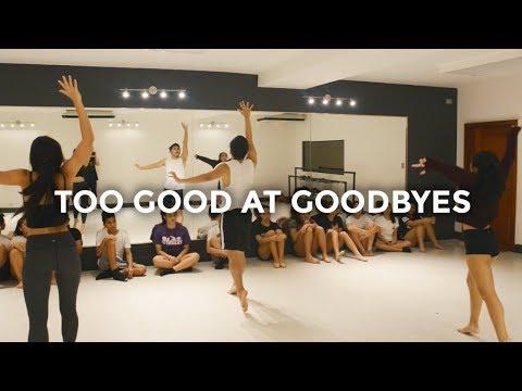 Too Good At Goodbyes - Sam Smith (Dance...
