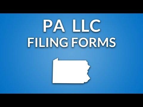 pennsylvania-llc---certificate-of-organization