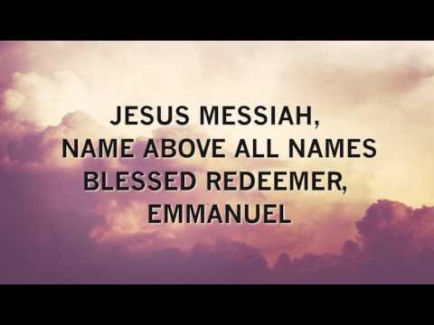 Jesus Messiah by Chris Tomlin (Lyrics)