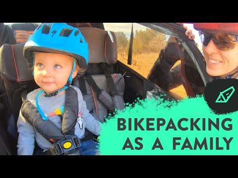 Our First Bikepacking Trip With A Kid: Exploring Sedona, Arizona By Bike With The Family