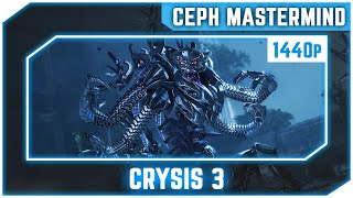 Crysis 3 - How To Kill The Ceph Mastermind - Post Human Warrior Difficulty - Ultra 1440p 60 FPS