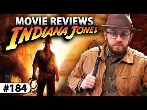 INDIANA JONES - All 4 Movies Reviewed!