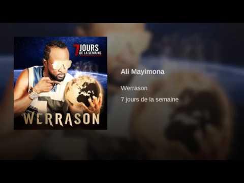 Werrason - ali mayimona 7jours de la semaine
