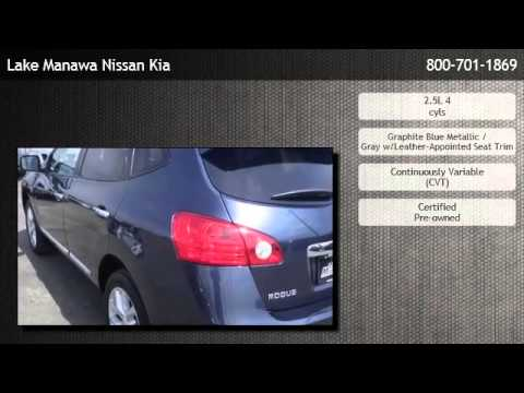 2013 Nissan Rogue SV w/SL Pkg - Omaha - YouTube