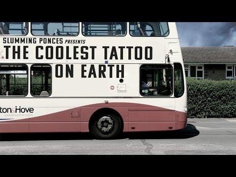 Slumming Ponces | Web Series | S01E11 - The Coolest Tattoo On Earth