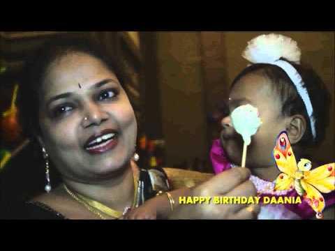 Daania's Birthday Party Organized by Birthday Bumps