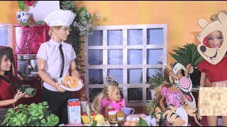 Quarantine - A Barbie parody in stop motion *FOR MATURE AUDIENCES*