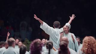 KANYE WEST PERFORMS LIFT YOURSELF LIVE AT THE FORUM SUNDAY SERVICE 11/3/2019