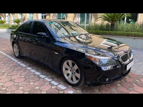 BMW 530i 2005 Nhập Đức | Giá 310TR | Lh 0968831280 Bình OTO cũ Hà Nội