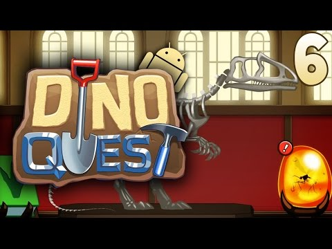 Dino Quest: Dinosaur Dig Game | Ep.06 - The Final Dinosaurs. (For Now!)