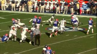 Florida Defense 13.11: vs Georgia Southern