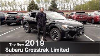 New 2019 Subaru Crosstrek Limited   Minneapolis   Burnsville   Bloomington   Minnetonka   MN