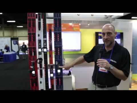 Intelligent Rack PDU from Raritan
