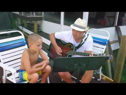 Derek and Dad - Tribute