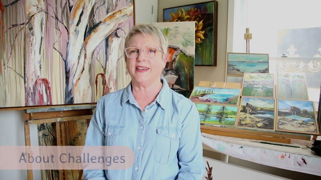 Kathy Karas - Exhibition at Terra Gallery, Kiama