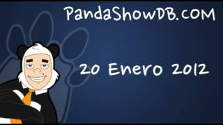 Panda Show - 20 Enero 2012 Podcast