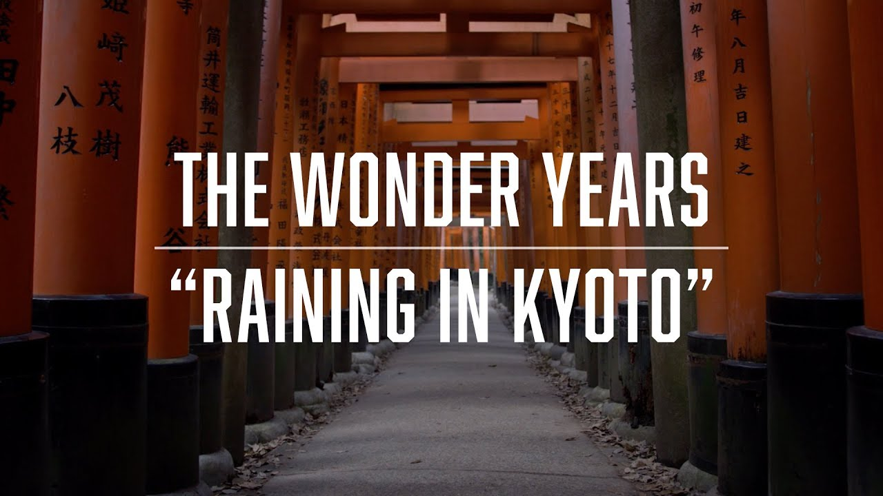 the-wonder-years-raining-in-kyoto-official-music-video-hopeless-records