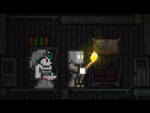 Pyscho Witch + Pyscho Knife = BAD IDEA (Terraria PVP)