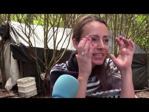 Tanja Nijmeijer una neerlandesa en las filas de las FARC