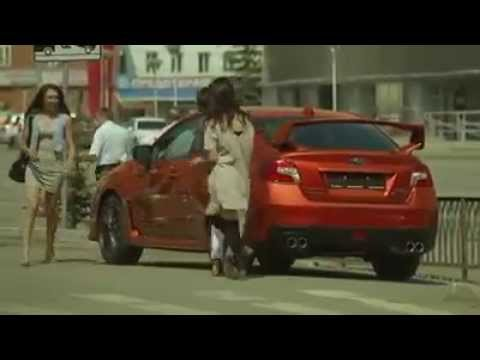 Public Prank - Amazing car changing color with remote control