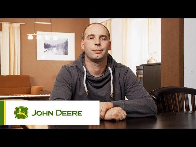 John Deere - Témoignage Presse V451M - Martin Georgs