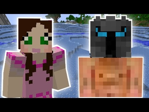 Minecraft: NAKED AND AFRAID CHALLENGE! - Custom Mod Challenge [S8E61]