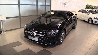 Mercedes-Benz S Class Coupe 2015 In Depth Review Interior Exterior