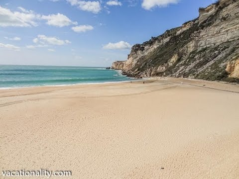 Portugal Beaches. Nazare. Best beaches in Portugal.