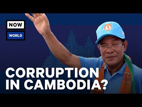 How Corrupt Was Cambodia's Election? | NowThis World