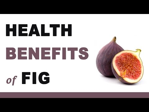 Health Benefits of Fig Fruit